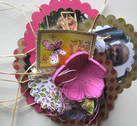 Accompagnement bouquet